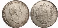 1825 W  Württemberg Kronentaler 1825 W  Wilhelm I. 1816-1864. ss saube... 125,00 EUR  zzgl. 4,00 EUR Versand