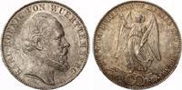 1871  Siegestaler Württemberg vz+ hübsche Patina  131,00 EUR  zzgl. 4,00 EUR Versand
