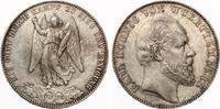 1871  Siegestaler Württemberg vz  120,00 EUR  zzgl. 4,00 EUR Versand