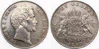 1848  Bayern Doppelgulden 1848 Ludwig I ss-vz sauber entfernter Henkel  70,00 EUR  zzgl. 4,00 EUR Versand