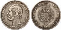 1870  Mecklenburg Strelitz Vereinstaler 1870 Friedrich Wilhelm ss  115,00 EUR  zzgl. 4,00 EUR Versand