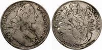 1767  Bayern Madonnentaler 1767 Maximilian III. Joseph 1745-1777   Tal... 65,00 EUR  zzgl. 4,00 EUR Versand