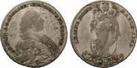 1761  Würzburg Bistum 20 Kreuzer 1761 Adam Friedrich v. Seinsheim schö... 15,00 EUR  zzgl. 1,70 EUR Versand