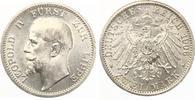 1906  2 Mark Lippe vz/st kl Rf  425,00 EUR  zzgl. 4,00 EUR Versand