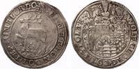 1625  STOLBERG STOLBERG Reichstaler 1625 Wolfgang Georg allein 1612-16... 475,00 EUR  zzgl. 4,00 EUR Versand