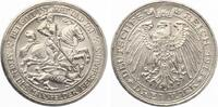 3 Mark Preussen 1915 Segen des Mansfelder Bergbau