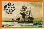 1921  List / Sylt  2 Mark Mehl 806.1 1  3,00 EUR  plus 4,00 EUR verzending