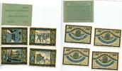1921  Lütjenburg Spar Leihkasse 4 x 50 Pfennig + Geldtüte Mehl 842.2 s... 200,00 EUR  zzgl. 4,00 EUR Versand