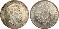 1888  5 Mark Preussen Jaeger 99 Friedrich III 99 Tage Kaiser vz-st  195,00 EUR  zzgl. 4,00 EUR Versand