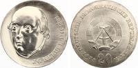 1978  20 Mark Herder f.st  65,00 EUR  zzgl. 4,00 EUR Versand