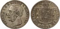 1855  Taler Hannover Ausbeutetaler ss-vz  95,00 EUR  zzgl. 4,00 EUR Versand
