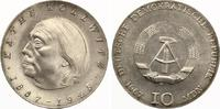 1967  10 Mark Kollwitz 3 x 10 Mark st  125,00 EUR  zzgl. 4,00 EUR Versand