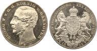 1864  Taler Hannover 1864 vz-st  285,00 EUR  zzgl. 4,00 EUR Versand