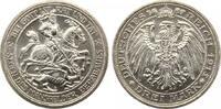 1915  3 Mark Preussen 1915 Segen Mansfelder Bergbau st  895,00 EUR kostenloser Versand
