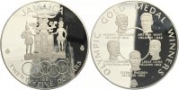 1980  25 Dollars Jamaika  Olympische Spiele 1980 136,08 g 925er Silber... 200,00 EUR  zzgl. 4,00 EUR Versand