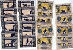 1921  Gollnow Golenlow Polen 6 x 50 Pfennig - 75 Pfennig  Mehl 453.5 k... 90,00 EUR  zzgl. 4,00 EUR Versand