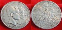 1915  3 Mark Braunschweig Lüneburg vz/prägefrisch  215,00 EUR210,00 EUR  zzgl. 4,00 EUR Versand
