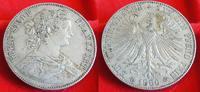 1865  Vereinstaler Frankfurt SS+  75,00 EUR  zzgl. 4,00 EUR Versand