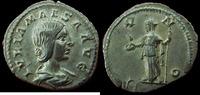 218-222 n. Chr. Roman Empire JULIA MAESA, Denier Rome en 218-222, Ivno... 150,00 EUR