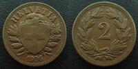1906 B SUISSE, SCHWEIZ, SWITZERLAND Suisse, Switzerland, Schweiz, 2 ra... 13,50 EUR