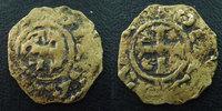 Anjou ANJOU, faux denier d'époque en cuivre, imitation de Foulques V,... 38,00 EUR  zzgl. 6,00 EUR Versand