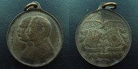 1914 Allemagne, Deutschland, Germany Wilhelm II et Franz Josef, médail... 30,00 EUR  zzgl. 6,00 EUR Versand