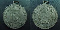 1879-1880 Mulhouse MULHOUSE, médaille cavalcade de bienfaisance, hiver... 20,00 EUR  zzgl. 6,00 EUR Versand