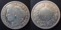 1870 A France 2 francs Cérès 1870 A sans légende, Gouvernement de la d... 22,00 EUR  zzgl. 6,00 EUR Versand