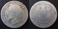 1866 K France NAPOLEON III, 2 francs 1866 K Bordeaux, G.527 B à TB Rar... 25,00 EUR  zzgl. 6,00 EUR Versand