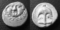 Thrace Appolonia Pontica THRACE, Appolonia Pontica, drachme 5/4e sièc... 65,00 EUR  zzgl. 6,00 EUR Versand