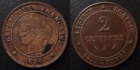 1891 A France 2 Centimes cérès 1891 A Paris, G.105 TTB ss  8,50 EUR  zzgl. 6,00 EUR Versand
