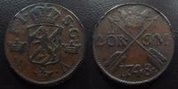 1748 Suède, Sweden SUEDE,SWEDEN, Frederik I, 2 ores 1748, 25,22 grms, ... 60,00 EUR  zzgl. 6,00 EUR Versand