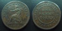 1813 Token CANADA, one penny token 1813, Trade & Navigation, Nova Scot... 22,00 EUR  zzgl. 6,00 EUR Versand