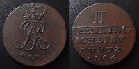 1804 Allemagne, Deutschland, Braunschweig, Calenberg, H Braunschweig C... 9,00 EUR  zzgl. 6,00 EUR Versand