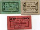 1 Décembre 1916 Deutschrumbach DEUTSCHRUMBACH, LAMOTTE et cie, 5,10 et... 90,00 EUR  zzgl. 6,00 EUR Versand