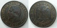 1855 BB France NAPOLEON III, 1 centime non lauré 1855 BB Strasbourg, G... 120,00 EUR  +  6,00 EUR shipping