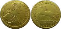 2 1/2 Thlaer 1761 Braunschweig-Wolfenbüttel KM#912 Karl I. f.ss  595,00 EUR  plus 12,95 EUR verzending