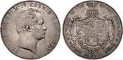 2 Taler 1841 Preußen Wilhelm IV. 1840-1861...