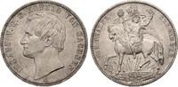 Siegestaler 1871 Sachsen Johann 1854-1873 f.st  235,00 EUR kostenloser Versand