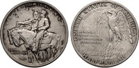 1/2 Dollar 1925 USA Half Dollar - Stone Mountain Memorial vz  38,00 EUR  plus 6,50 EUR verzending