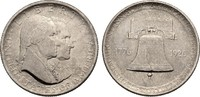 1/2 Dollar 1926 USA Half Dollar - U.S. Sesquicentennial f.vz  45,00 EUR  plus 6,50 EUR verzending