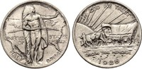 1/2 Dollar 1926 S USA Half Dollar - Oregon Trail vz+  115,00 EUR  plus 6,50 EUR verzending