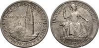 1/2 Dollar 1935 S USA Half Dollar - San Diego, California - Pacific Exp... 110,00 EUR  plus 6,50 EUR verzending