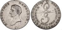 Westfalen 2/3 Taler 1810 ss-vz Hieronymus Napoleon 1807-1813 125,00 EUR  zzgl. 4,95 EUR Versand
