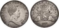 Kronentaler 1833 Nassau Wilhelm 1816-1839 f.vz, kl. Rf, Sf.  245,00 EUR kostenloser Versand