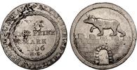 1/2 Taler 1806 Anhalt-Bernburg Alexius Friedrich Christian 1796-1834 ss... 65,00 EUR  zzgl. 4,95 EUR Versand