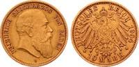 10 Mark 1904 G Baden Friedrich I. 1852-190...