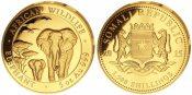 Somalia, 1500 Shillings 2015 äußerst selte...