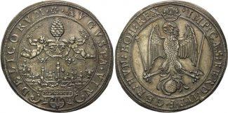 Augsburg, Stadt, Reichstaler 1626, ss-vz M...