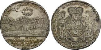Reichstaler 1752 IBH, Braunschweig-Lünebur...